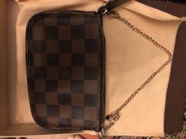 Louis Vuitton mini multi pochette chain Kette damier Ebene canvas