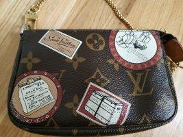 Louis Vuitton Pochette marrone-marrone scuro