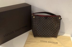 Louis Vuitton Modell Caissa Hobo