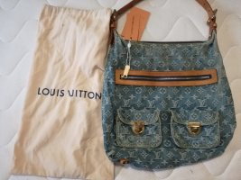 Louis Vuitton monogram denim Baggy Tasche