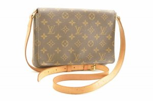 Louis Vuitton Monogram Musette Tango Long