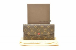Louis Vuitton Monogram Portefeuille Emilie