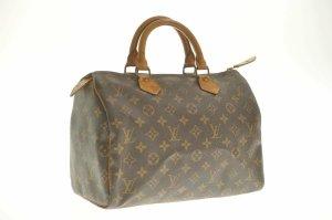 Louis Vuitton Borsetta marrone Fibra tessile
