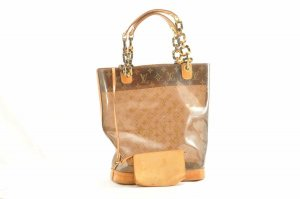 Louis Vuitton Monogram Vinyl Cabas Ambre MM