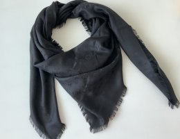 Louis Vuitton Monogrammtuch schwarz