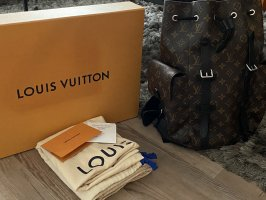 Louis Vuitton Wandelrugzak brons