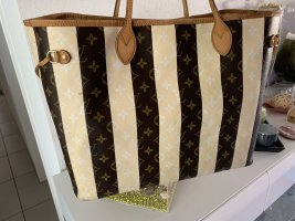 Louis Vuitton Neverfull GM Limited Edition Monogram Rayures Shopper SchulterTasche