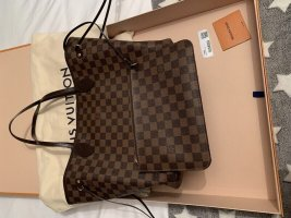 Louis Vuitton Shoulder Bag dark brown