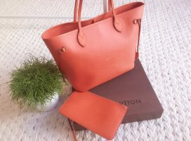 Louis Vuitton Neverfull MM Epi in Orange Original 100% Wie Neu!!!!
