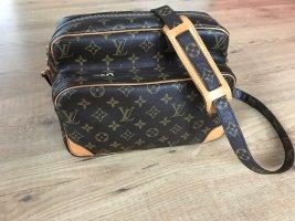 Louis Vuitton Nil MM Brown Cross Body Bag