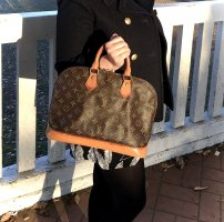 Louis Vuitton Original Alma MM Monogram Canvas Leder