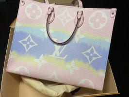 Louis Vuitton Borsa con manico multicolore