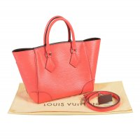 Louis Vuitton Phenix PM Epi Leder Handtasche Poppy @mylovelyboutique.com