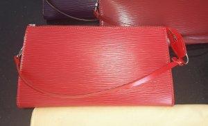 Louis Vuitton Bolso tipo pochette multicolor Cuero
