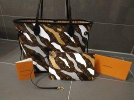 Louis Vuitton Pochette aus der limitierten Neverfull LVXLOL Limited Edition