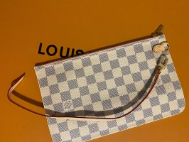 Louis Vuitton Pochette aus Neverfull Rose Ballerine