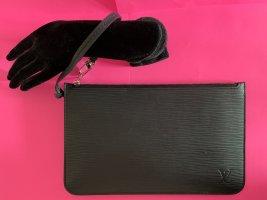 Louis Vuitton Pochette Epi Leder Noir