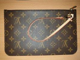 Louis Vuitton Pochette Monogram MM/GM Beige Lining