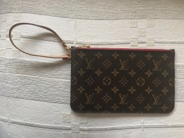 Louis Vuitton Pochette Neverfull Cherry