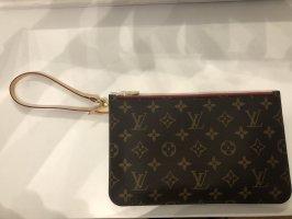 Louis Vuitton Pochette Neverfull Clutch Auth