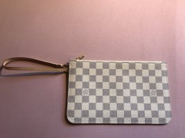 Louis Vuitton Pochette Neverfull Damier Azur Canvas