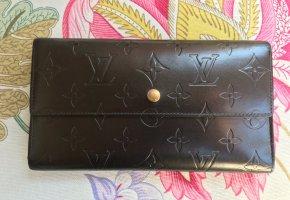 Louis Vuitton Portemonnaie Vernis Sarah