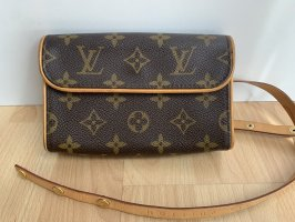 Louis Vuitton Bumbag gold-colored-brown leather
