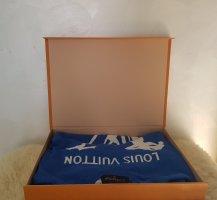 Louis Vuitton Ensemble pull deux pièces bleu