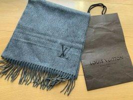 Louis Vuitton Bufanda de cachemir gris claro-gris Cachemir