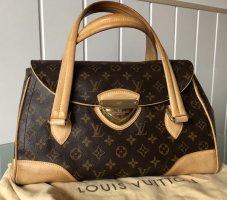 Louis Vuitton Schultertasche Tasche - Beverly, gross und rar
