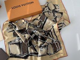 Louis Vuitton Foulard multicolore soie