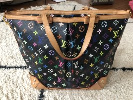 "Louis Vuitton Shopper ""Sharleen"" mit Multicolore Monogramm Canvas"