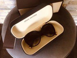Louis Vuitton Bril zwart bruin-bruin