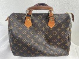 Louis Vuitton Carry Bag brown