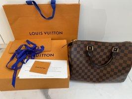 Louis Vuitton Sac à main noir-brun