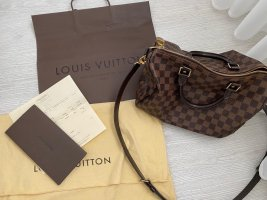 Louis Vuitton Speedy 30 Damier Tragegurt