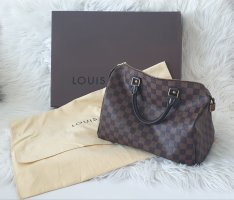 Louis Vuitton Speedy 30 in Damier Ebene