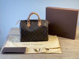 Louis Vuitton Speedy 30 Monogram Fullset