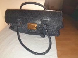 Louis Vuitton Stoff-Monogram/Leder Tasche