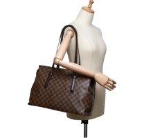 Louis Vuitton Sac Baril multicolore cuir