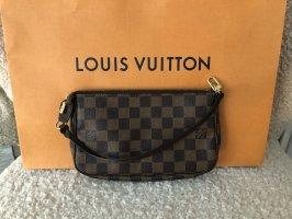Louis Vuitton Tasche Clutch Abendtasche Braun