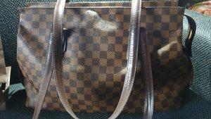Louis Vuitton Tasche Damier Chelsea mit Schloss