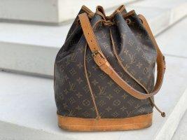 Louis Vuitton Bolso tipo marsupio marrón-negro