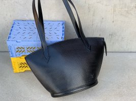 Louis Vuitton Tasche Saint Jacques Epi schwarz Shopper