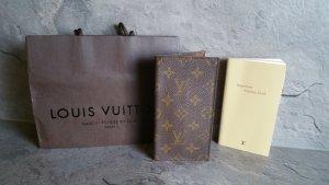 Louis Vuitton Tarjetero marrón claro-marrón