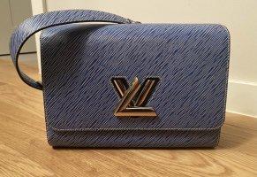 Louis Vuitton Clutch azuur-zilver