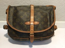 Louis Vuitton Umhängetasche Saumur 30 Monogram Canvas