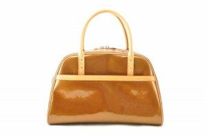 Louis Vuitton Vernis Tompkins Square Bronze