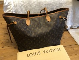Louis Vuitton Weekender Bag XL Neverfull Shopper Tasche Top