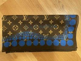 Louis Vuitton Neckerchief brown-blue